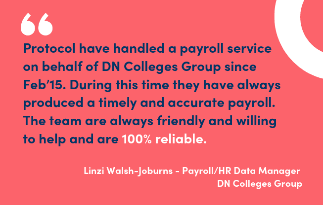 DN Colleges Group Testimonial
