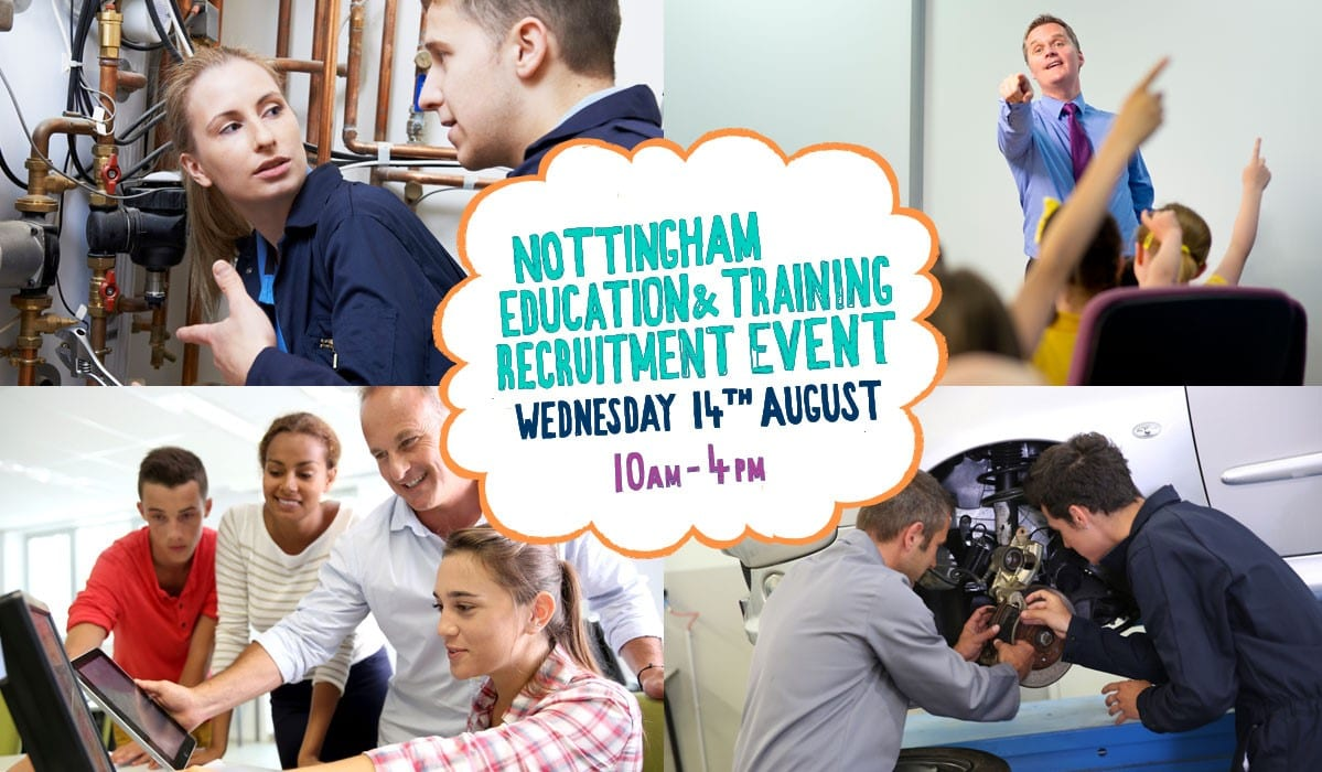 Protocol & Teaching Force Recruitment Event in Nottingham